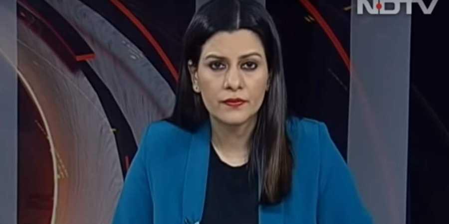 NDTV निधि राजदान