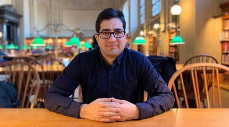 Shah Faesal, praises India's COVID vaccination program under PM Modi