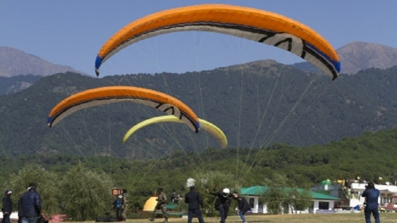 Paragliding-river rafting allowed in more sites in Himachal