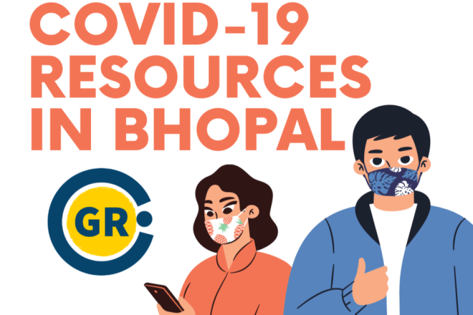 Covid-19 Resources oxygen cylinder information bhopal