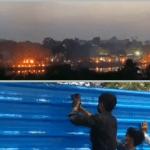 Video: लखनऊ में कोरोना से बुरा हाल, Bhaisakund में श्मशान ढंकती सरकार