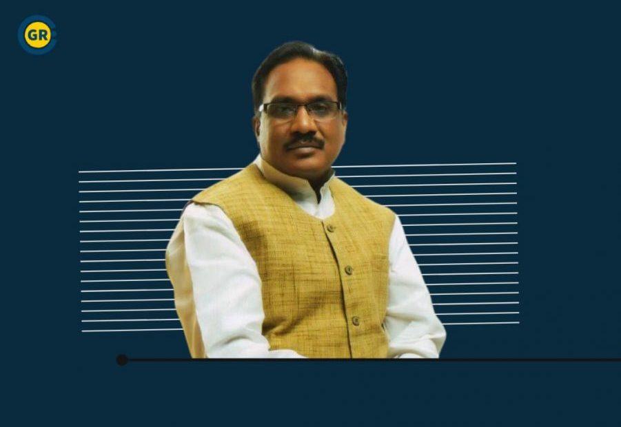 BJP leader Sonkar Shastri1