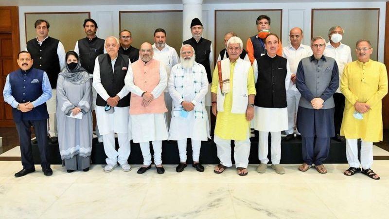 Future of Jammu and Kashmir