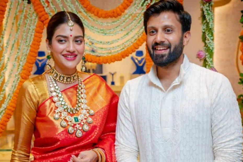 Nusrat Jahan Marriage to Nikhil Jain