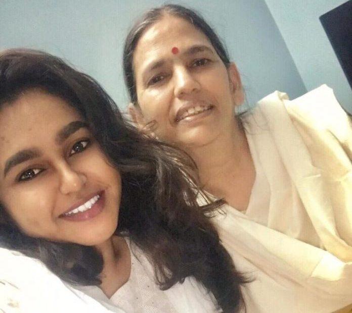 Sudha Bhardwaj's daughter pens an emotional letter