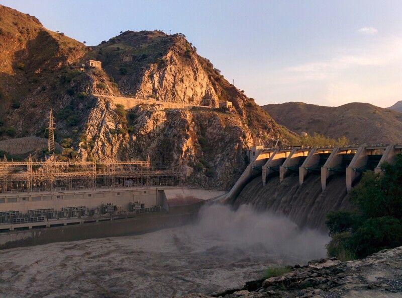 Warsak Dam Pakistan