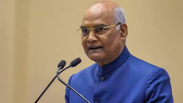 What President Ramnath Kovind says about his salary?