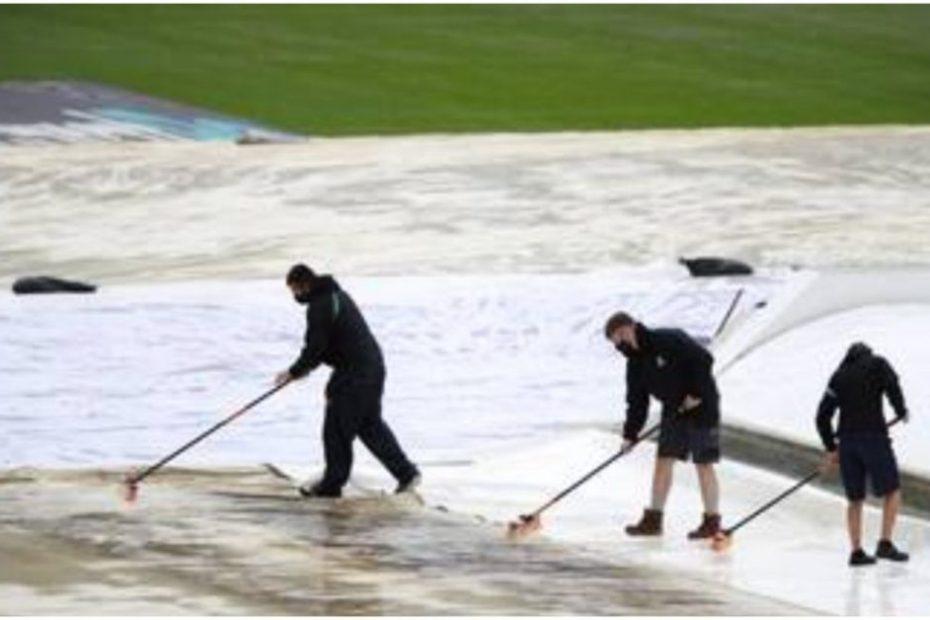 WTC FINAL : INDIA vs NEWZEALAND पहले दिन का खेल बारिश की वजह से रद्द