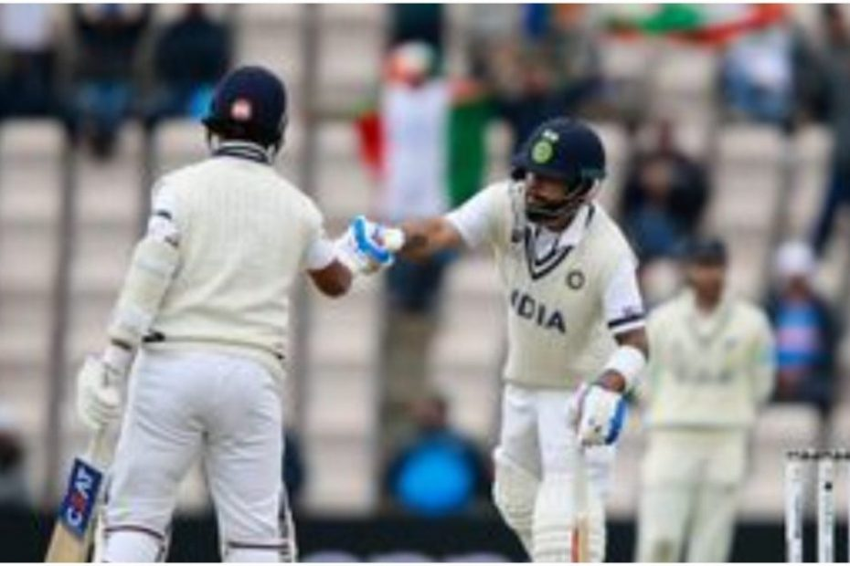 WTC Final : दूसरे दिन का खेल समाप्त, भारत का स्कोर 146-3