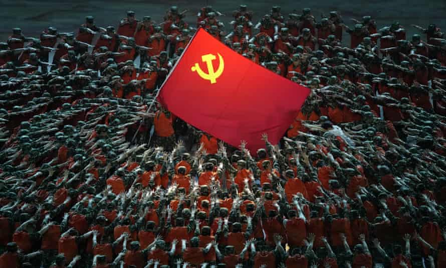 100 years of Chinese communist party