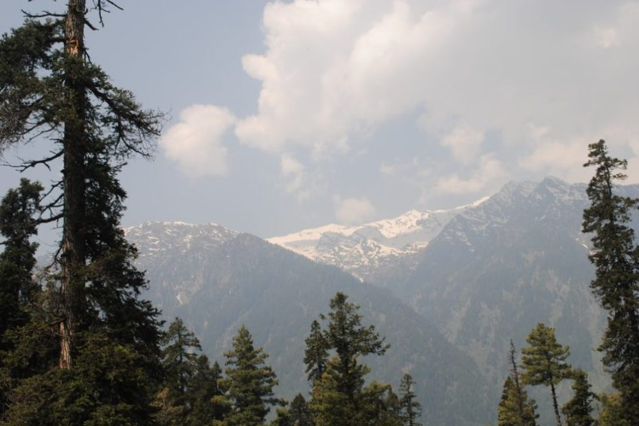 LoC villages in Kashmir
