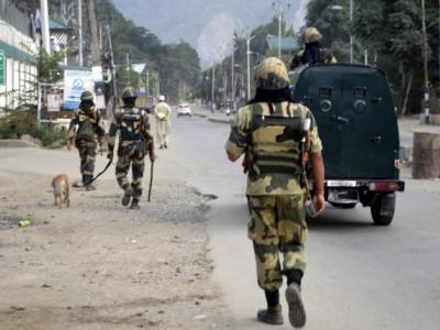 Non-Locals advisory in Kashmir