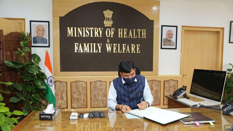 New health minister