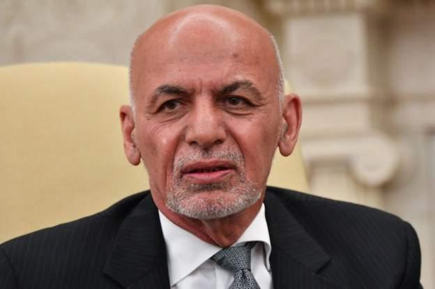 Ashraf Ghani supported Taliban
