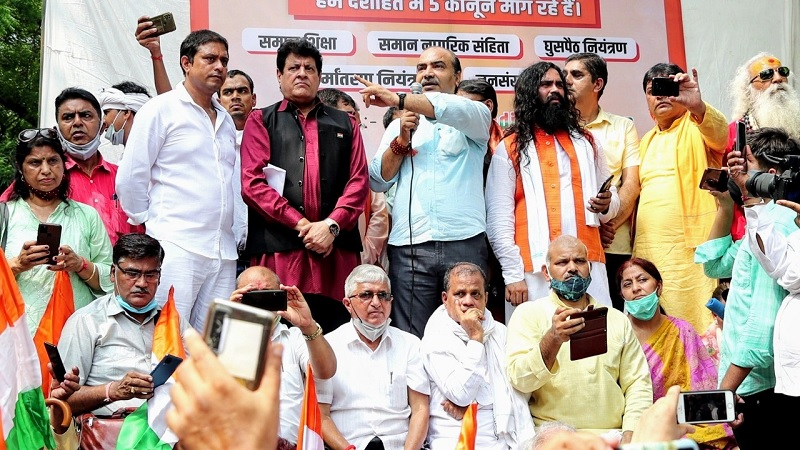 Ashwini Upadhyay gets bail