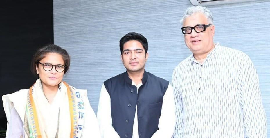Former Congress MP Sushmita Dev