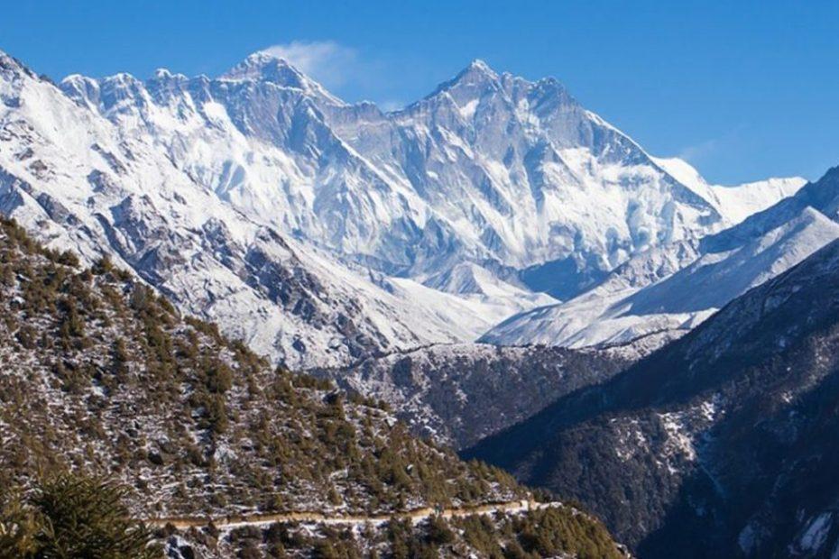 Glaciers retreating in Ladakh