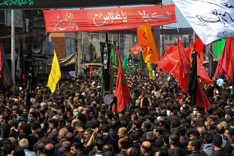 How Holy day of Ashura celebrated