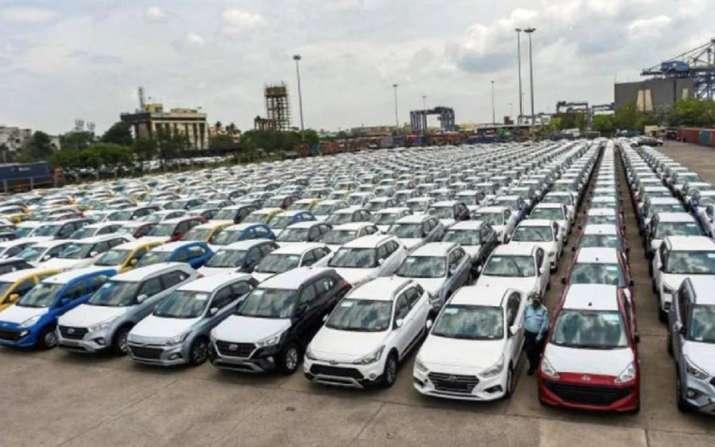 New Vehicle Registration Series
