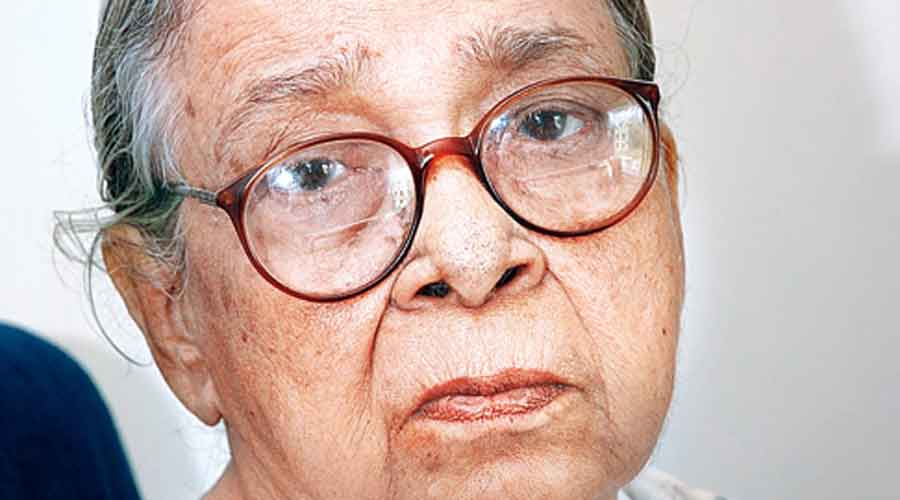 Story of Mahasweta Devi