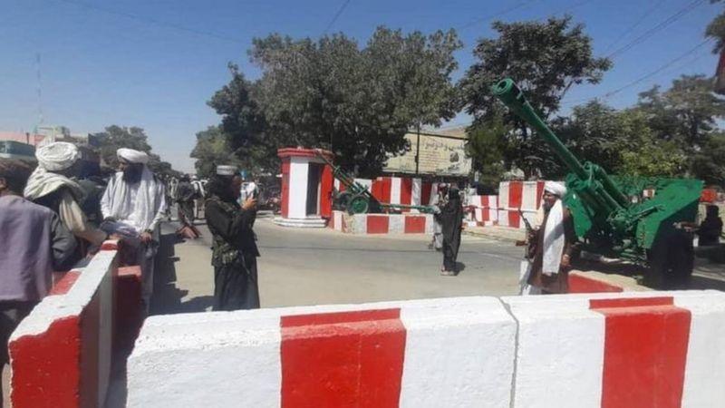 Effect of Taliban in Afghanistan