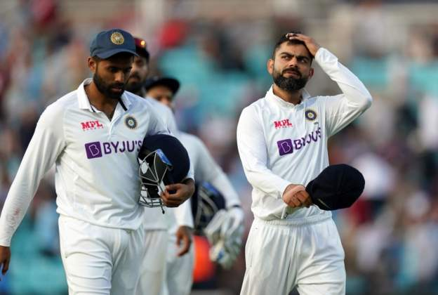 Who won Test series?As 5th test cancelled between Ind vs Eng
