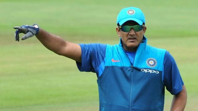 BCCI may offer Anil Kumble to become head coach