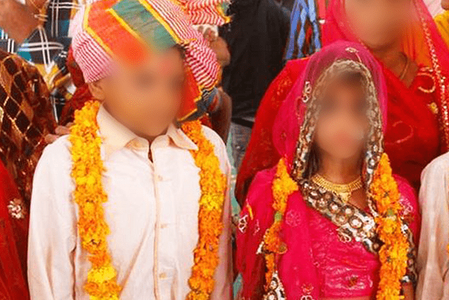 Child marriage registration in Rajasthan