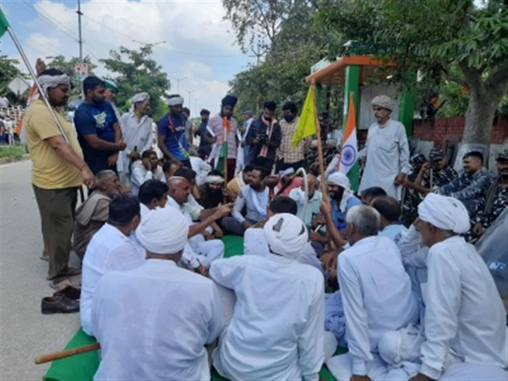 Farmers protest completed one year, today India bandh