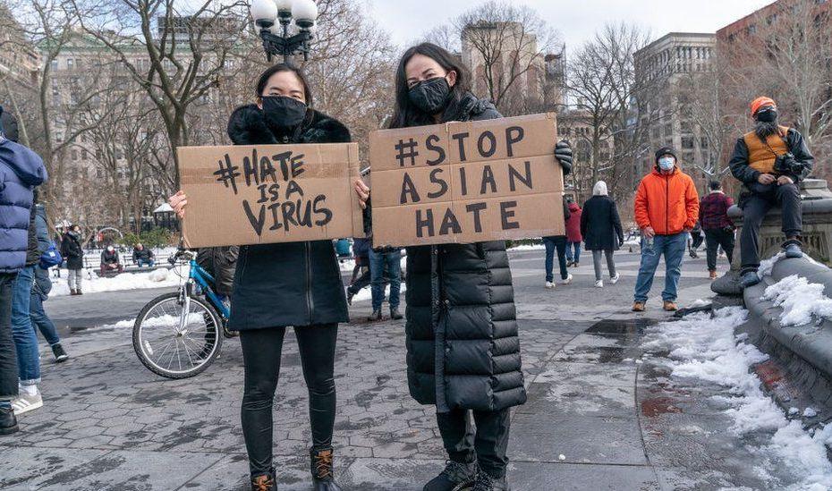 Hate against Asian Americans increased