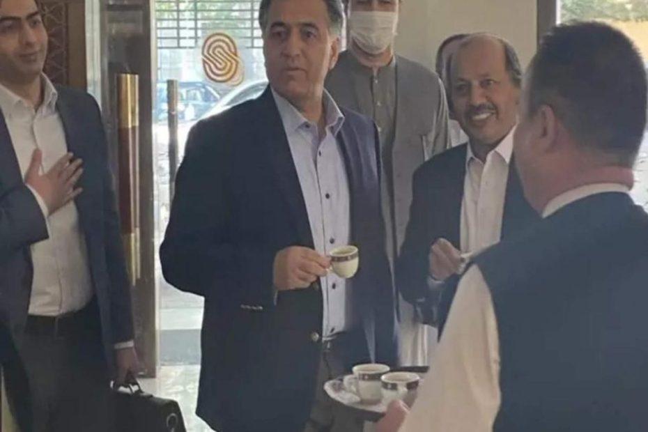 Pakistan's ISI chief met Mullah Baradar