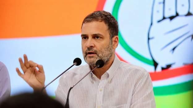 Rahul Gandhi asked Modi govt