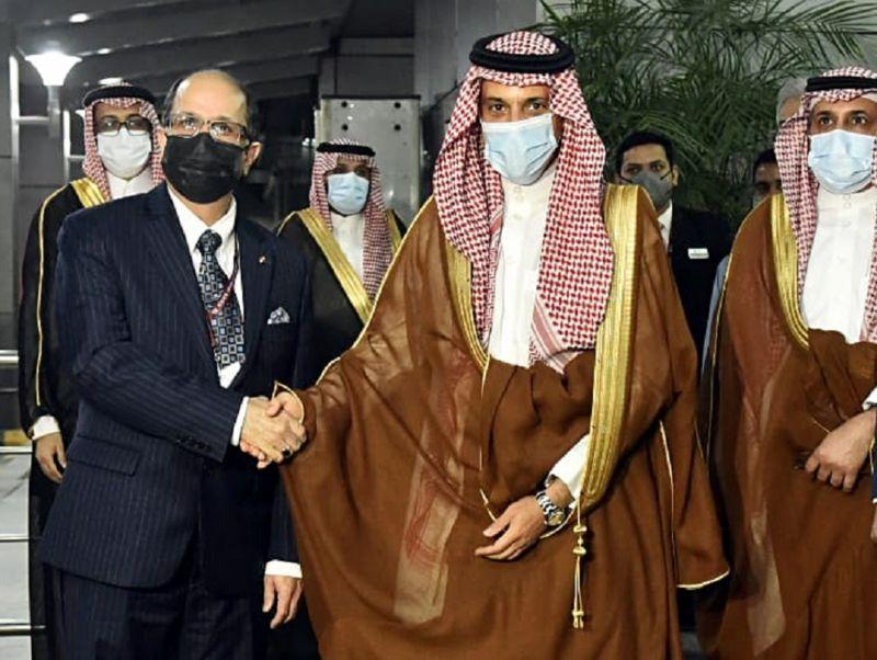 What did Saudi Arabia say on Kashmir