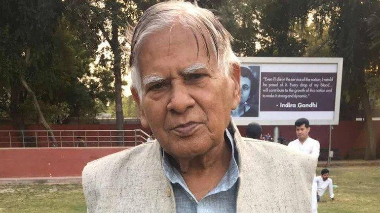 Why Chhattisgarh CM's Father Nand