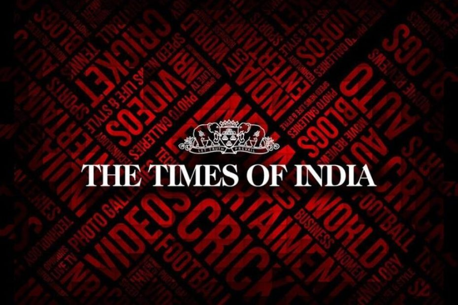 Why Shame on Times of India trending