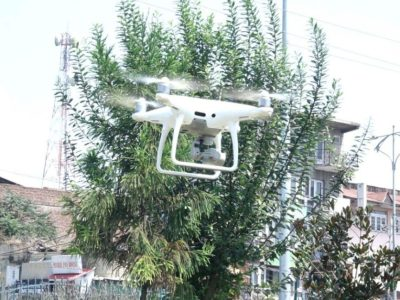 Areas of minority community will be under drone surveillance