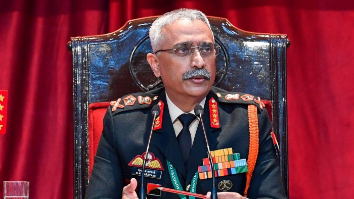 There is no peace without border agreement with China: Army Chief