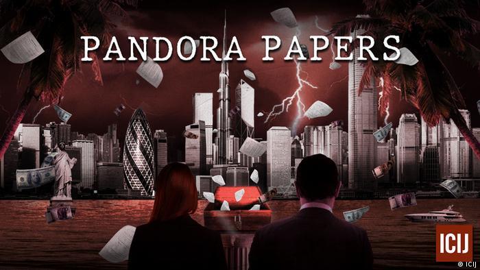 Pandora Papers case