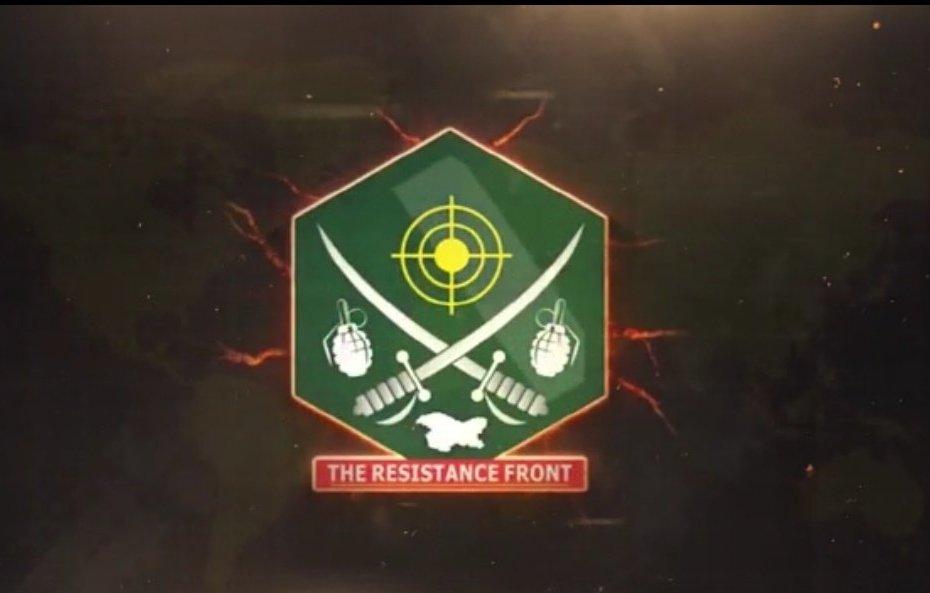 TRF the resistance front killing Kashmiri Pandits