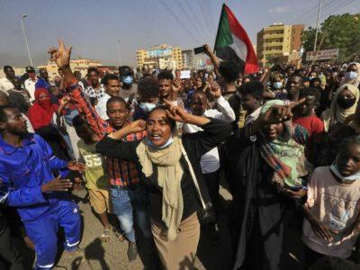 What is happening in Sudan