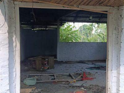 attacks on Muslims in Tripura