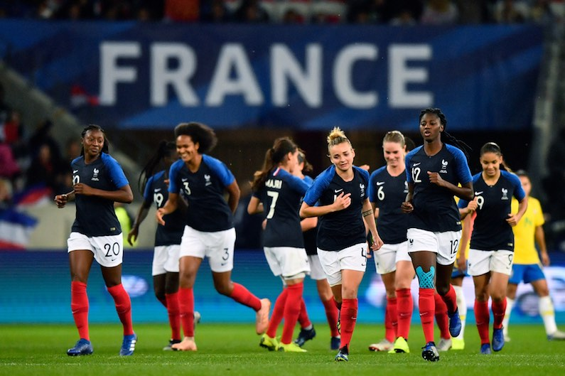 pronostics-sportifs-france-féminine-football