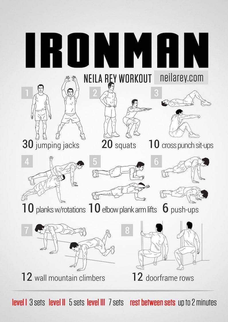 workout-routine-avengers-iron-man