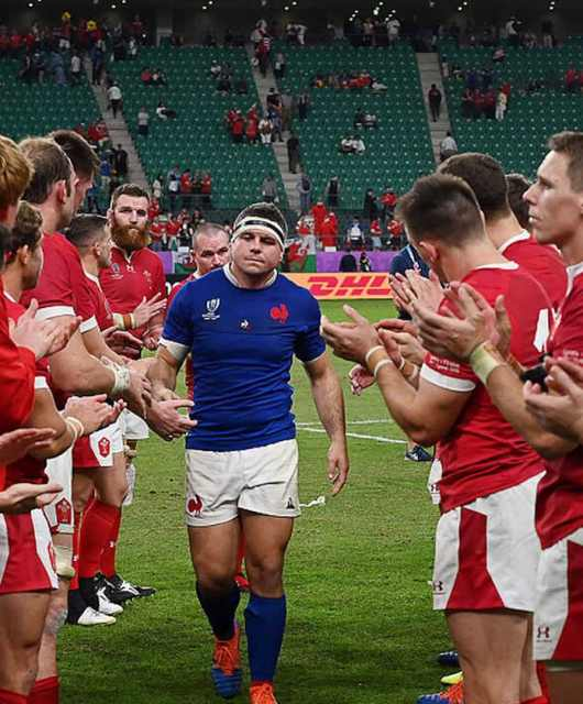 galles / france coupe du monde de rugby 2019 billet de Christophe hamacek