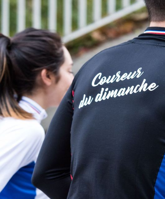 coureur du dimanche running made in france grounds