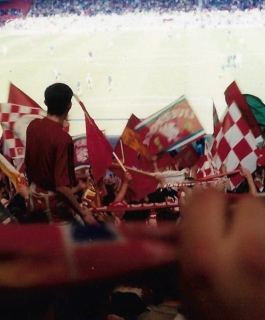 out of the rain documentaire sport reporter canal Liverpool fc football