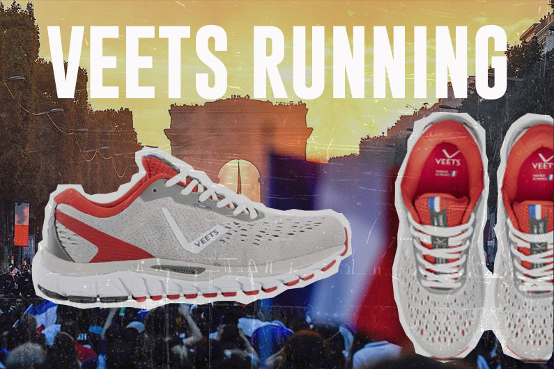 chaussures de running made in france veets running
