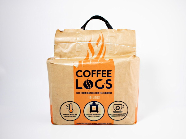 coffee-logs