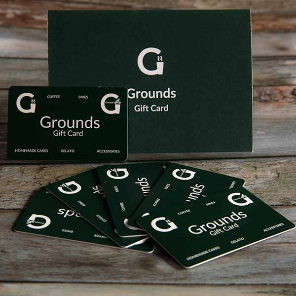 Grounds Gift CArd
