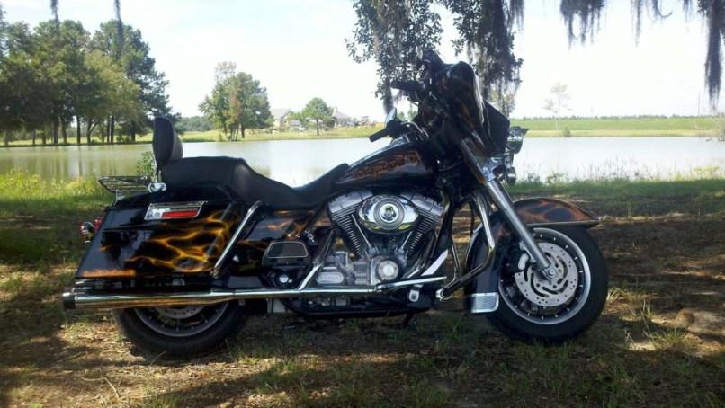 Motorcycle Restoration Valdosta Ga